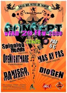 affiche concert 29-02-08 vect.indd